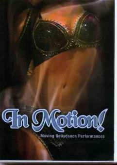 In Motion - Moving bellydance perform.
