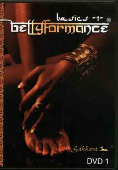 Bellyformance-DVD Basics 1 incl. CD