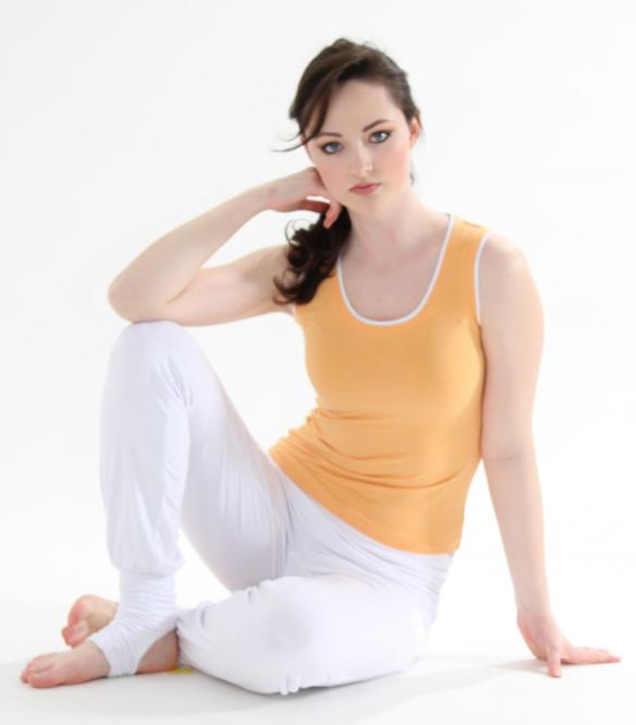 Yoga-Shirt TUSTI, Lagenlook