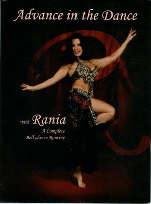 DVD Rania - Advance in the Dance