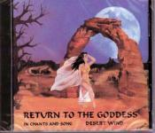 Desert Wind - Return to the Goddess