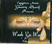 El-Nouran Co. Raqia Hassan & Yousry Sharif - Wash ya wash Vol. 6