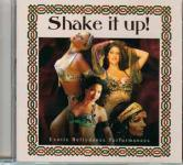 Shake it up! Exotic Bellydance Perfomances